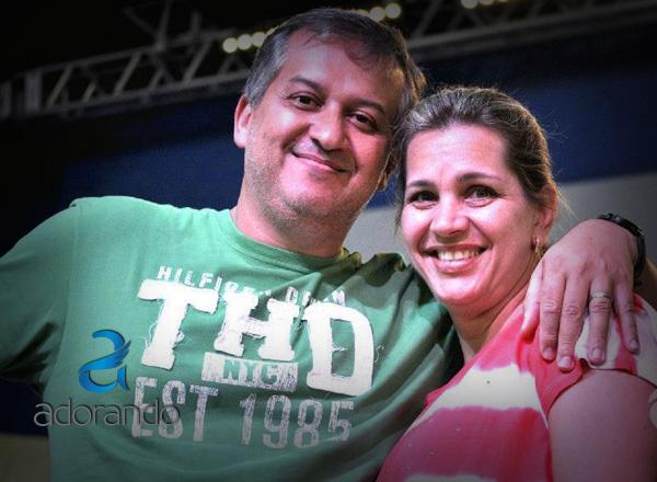 Christie e Nelson Tristão