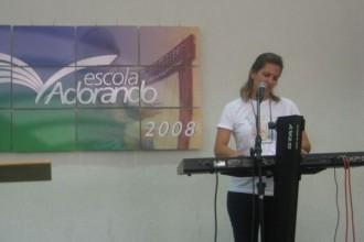 Escola Adorando 2008
