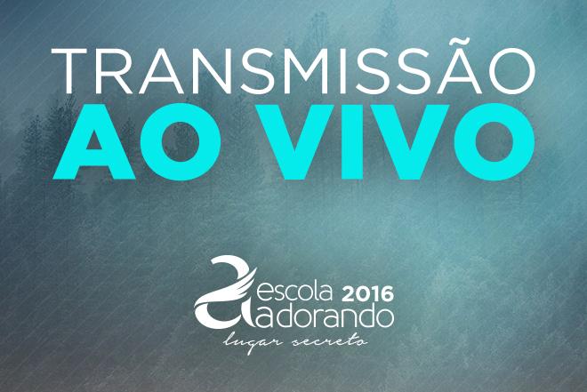 Acompanhe ao vivo | Conferência Mergulho em Deus 2016
