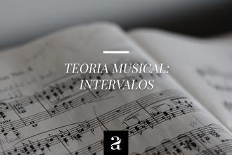 Teoria Musical: Intervalos