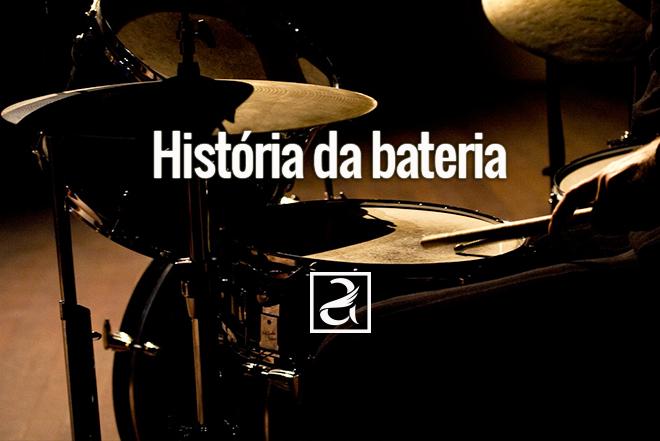 A história da bateria