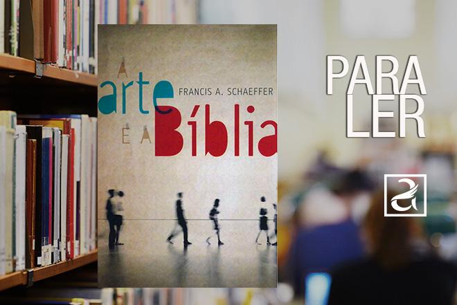 Livro: A Arte e a Bíblia