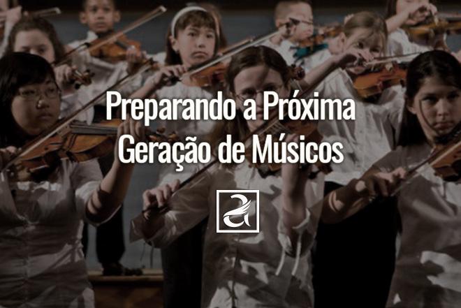 Preparando a Próxima Geração de Músicos