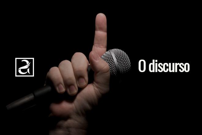 O discurso