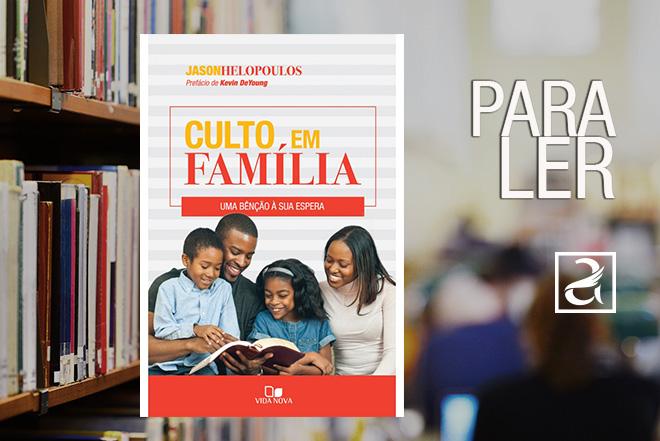 Livro: Culto em família
