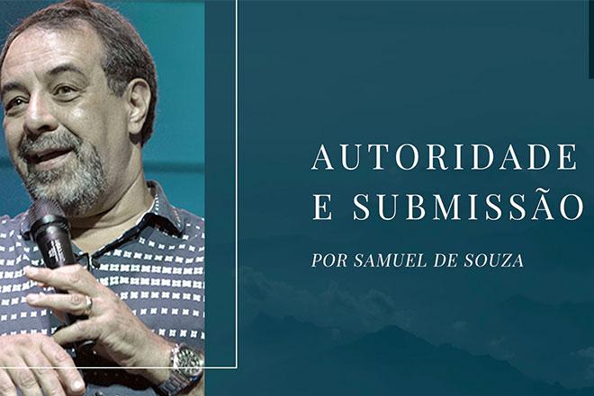 Pr Samuel Souza