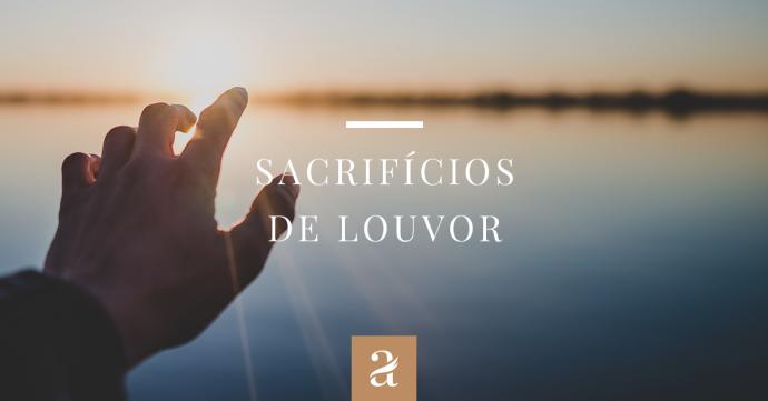 Sacrifícios de Louvor