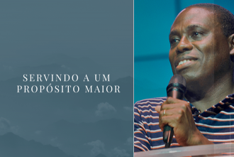 Servindo a um propósito maior - Harold Mclareya