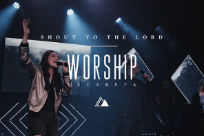 Shout To The Lord / What a Beautiful Name –  Influence Music