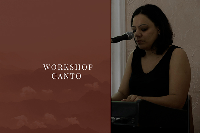 Workshop canto - luciana Fratelli