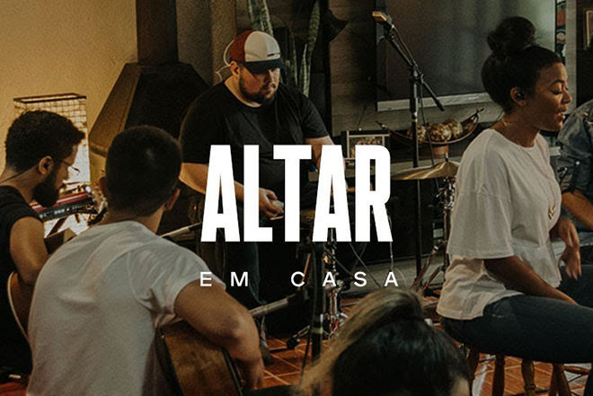 Brasa Church Music - Altar