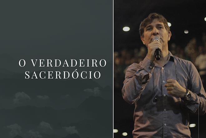 O verdadeiro sacerdócio Ricardo Robortella