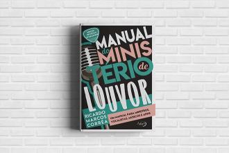 Livro - Manual do Ministério de Louvor