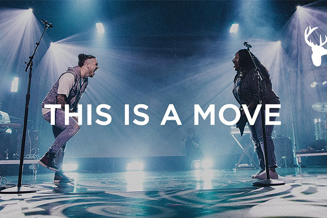 This is a Move - Brandon Lake and Tasha Cobbs Leonard: