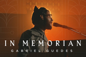 "Gabriel Guedes lança ""In Memorian"""